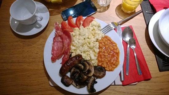 69TheGrove : challenging full-english breakfast!