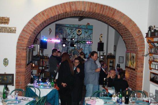 Hotel Bacco: la festa di Capodanno