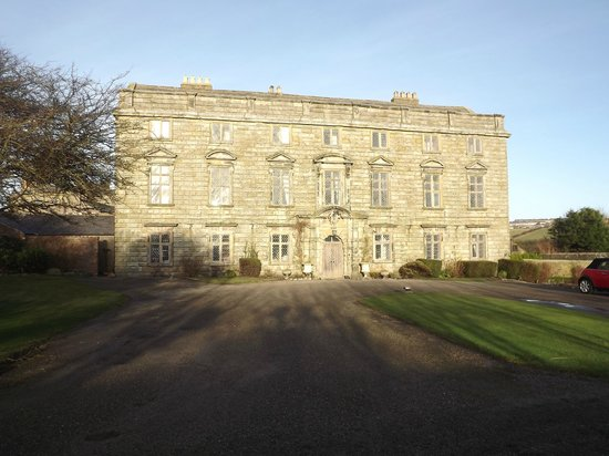 Moresby Hall: The front