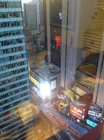 DoubleTree Suites by Hilton Hotel New York City - Times Square: View from 41st floor