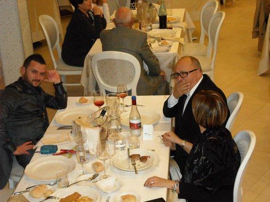 Hotel Duchessa Della Sila: sala ricevimenti