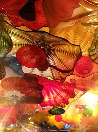 Chihuly Collection: Chihuly's marine series