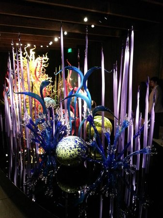Chihuly Collection: Also go see this in a garden setting