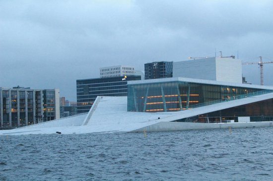 The Norwegian National Opera & Ballet: Oslo Opera House