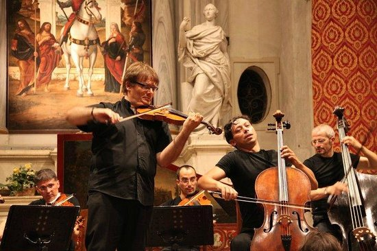 Interpreti Veneziani in concert