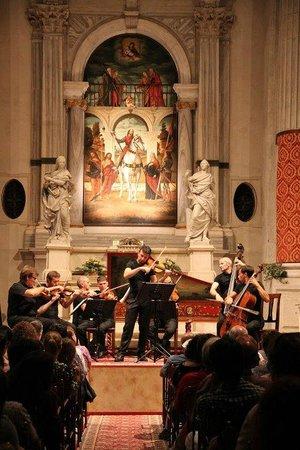 Interpreti Veneziani: Concert in San Vidal