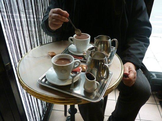 Gosselin: Chocolat Chaud