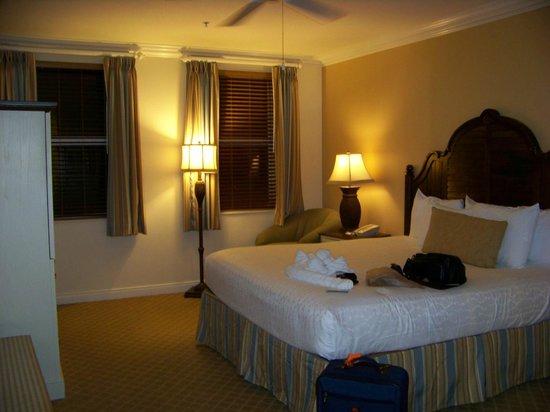 Disney's Old Key West Resort: Bedroom