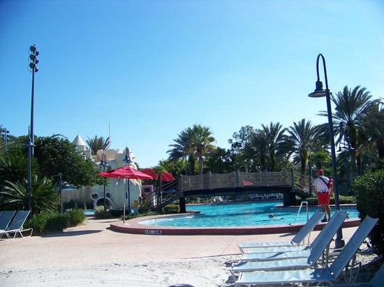 Disney's Old Key West Resort: Pool