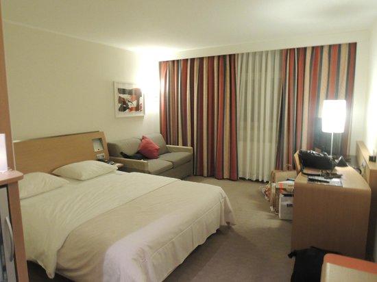Novotel Wuerzburg: Room
