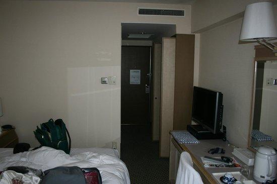 Hotel Trusty Nagoya Shirakawa : Bedroom