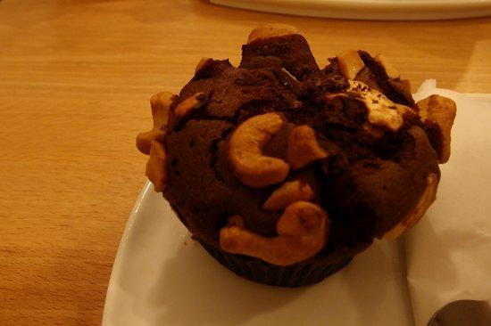 Cupcake Corner : tout choco avec fruits secs