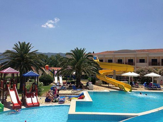 Karousades, Grecja: pools