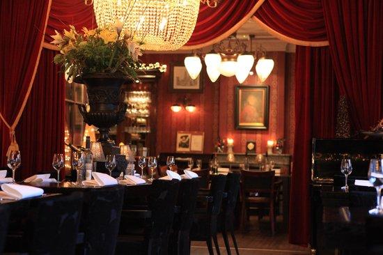 café-restaurant de Koning van Denemarken