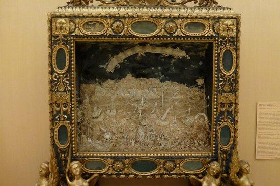 Museo de la Real Academia de Bellas Artes de San Fernando : Wax-Relief