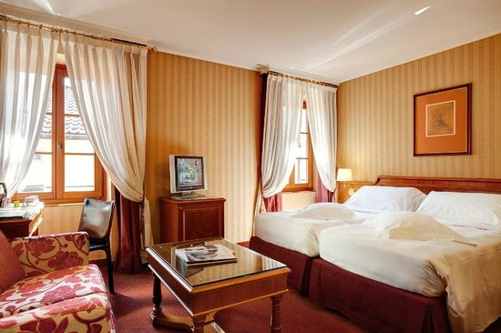 Lugano Dante Center Swiss Quality Hotel: Junior Suite 330