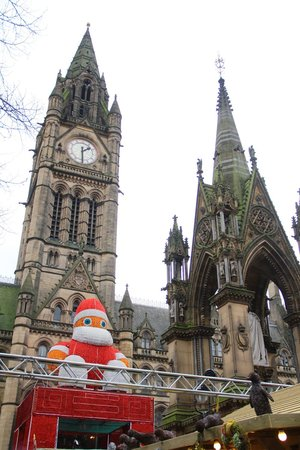 Albert Square: Christmas Market