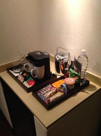 Hilton Bogota: Chambre