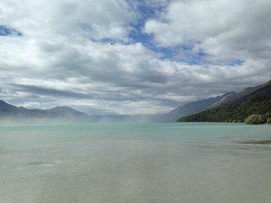 Kinloch Lodge: Lake Wakatipu