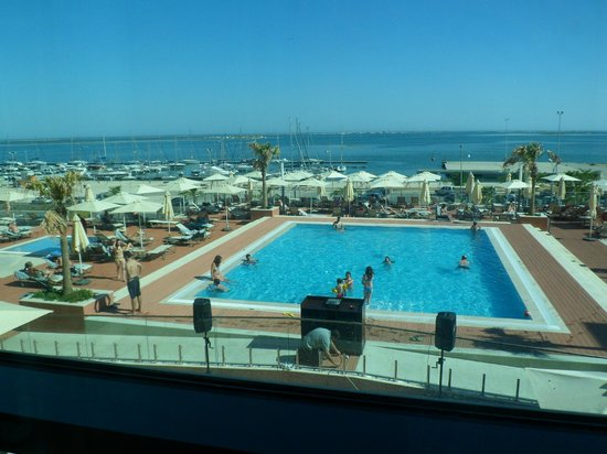 Real Marina Hotel & Spa: Pool