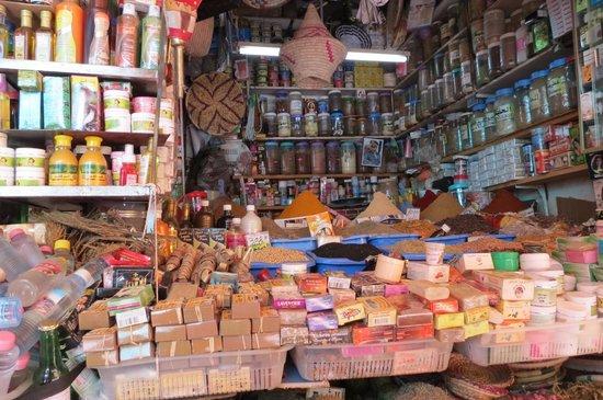Agadir Tagesausfluge: Tienda del zoco