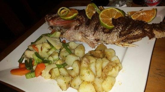 Sol y Mar Cabinas Rooms & Restaurant: Recomendado.