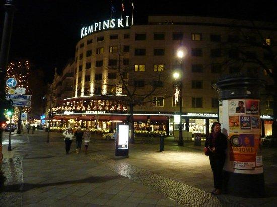 Hotel Bristol Berlin: kempinski hotel bristol kurfurstendamm