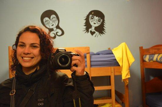 The Point Hostels - Cusco: No quarto