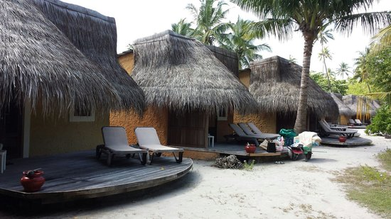 Kuredu Island Resort & Spa: Garden bungalow