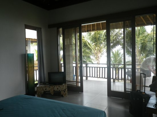 Amarta Beach Cottages: Quarto
