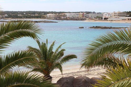 Hotel Roca Bella: Пляж