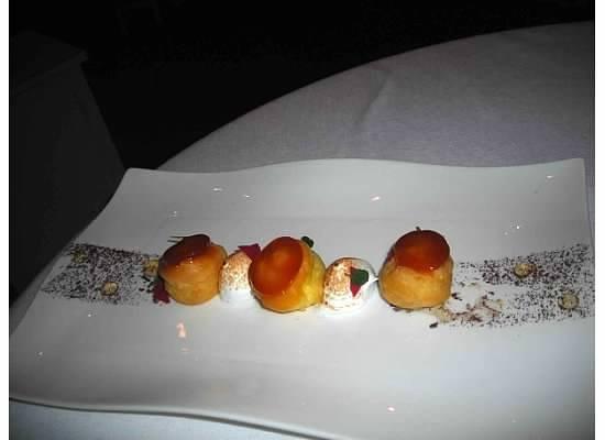 Pascucci al Porticciolo : Dessert at Pascucci