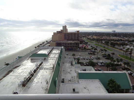 Daytona Beach Resort and Conference Center: view fromt he 11th floor