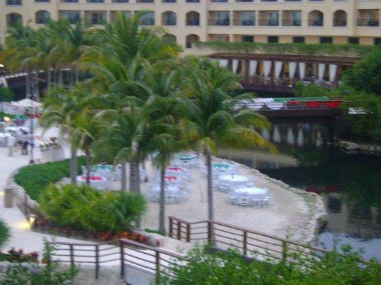 Hacienda Tres Rios: Área do hotel
