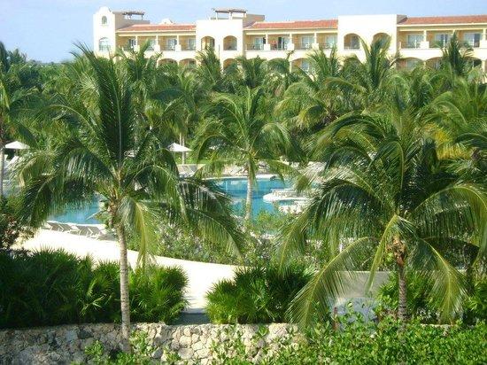 Hacienda Tres Rios: Vista do quarto