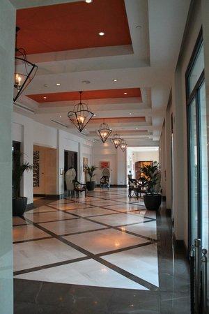 The Westin Valencia: Couloir