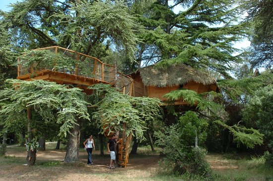Castries, Francia: Cabane Crécerelle