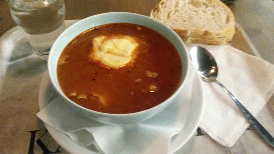 Kajsas Fisk: The much-talked-about fish soup