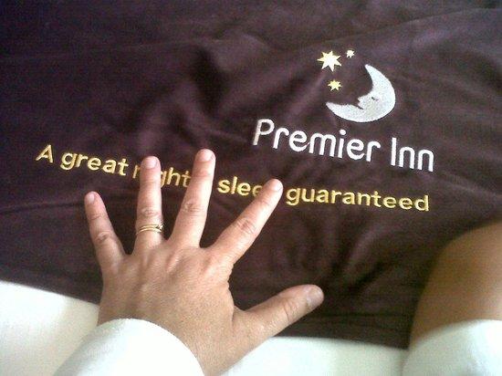 Premier Inn Slough Hotel: Room
