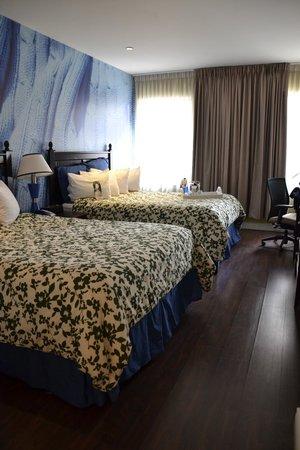 The Metcalfe Hotel : La Stanza