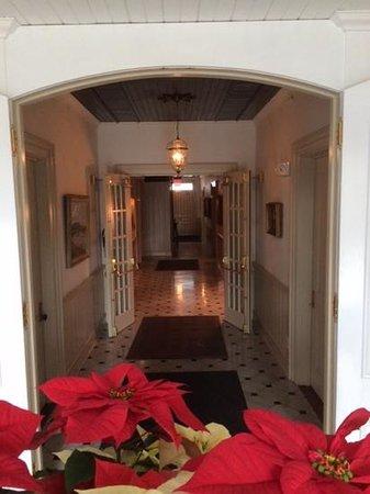Hotel Fauchere : Fauchere hallway
