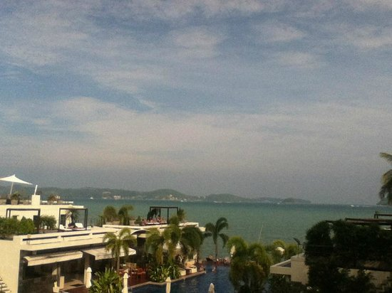 Serenity Resort & Residences Phuket : View from my room