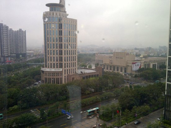 Crowne Plaza Shenzhen Longgang City Centre: View from Room