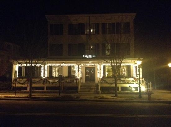 Hotel Fauchere: Christmas @ Fauchere!