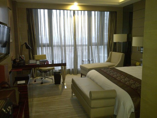 Crowne Plaza Shenzhen Longgang City Centre : Room