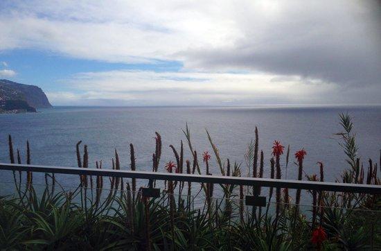Estalagem Ponta do Sol: Blick vom Balkon (403)