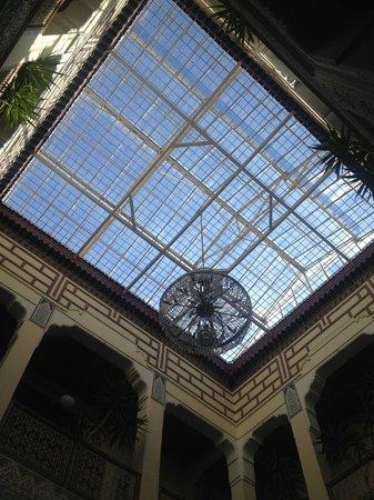 Palais d'Hotes & Spa Andalous: Atrium