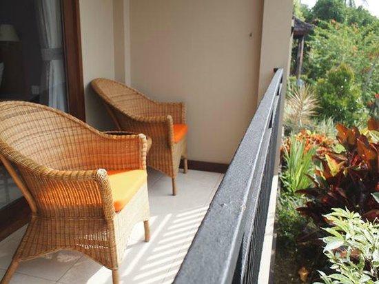 Melasa House : Balcony