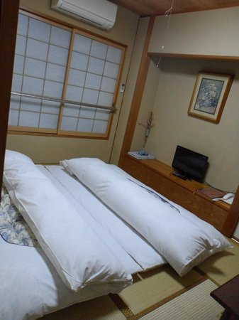 Keiunso : comfy japanese style bedroom