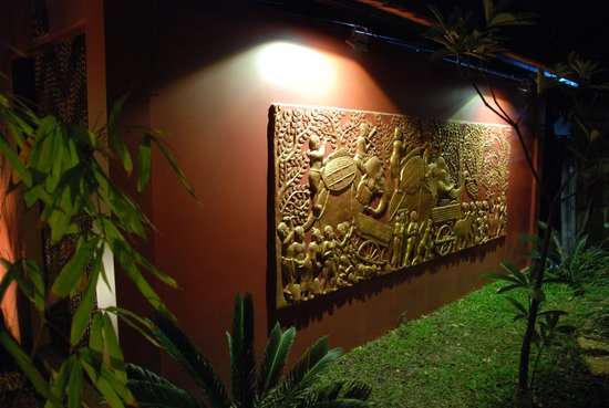 Alliance Tradition Villa - Charming Small Hotel: Mural